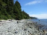 Juan de Fuca Marine Trail July 13-16, 2014