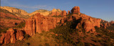 Sedona-Aerial Views