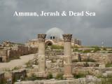Amman, Jerash and the Dead Sea