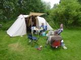 Kustpad Wandeling Stavoren - Harlingen  dd 13/14/15 juni 2014