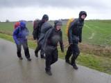 Kustpad Wandeling Warffum - Appingedam dd 10/11 januari 2015