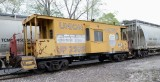 Industry Track Caboose