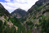 Near Ouray Colorado