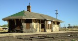 Old DRGW Depot Antonito