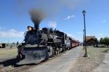 Steam Train Antonito
