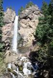 Treasure Falls near Pagosa Springs