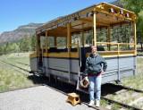 Glenda and the Train