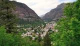 Ouray Colorado On High
