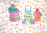 my beautiful dresses, Emily Yin, age:5.5