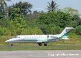 Learjet 45 N296JA