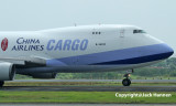 China Airlines Cargo B-18707