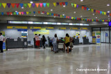 Cebu Pacific Check-in Area