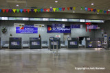 Philippine Airlines & Air Philippines Check-in Areas