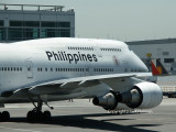 PAL PR115 SFO-MNL (Special Flight)