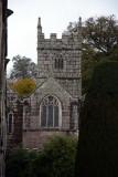 Lanhydrock  Church Bodmin Cornwall
