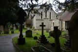 St Martins churchyard East Horsley Surrey
