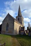 St Peter's Church, Cassington,  Oxfordshire.