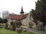 St Blasius Church, Shankling, Isle of Wight.
