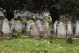 St Blasius Churchyard,  Shankling, Isle of Wight.