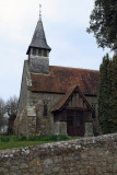 St John the Baptist Church Yaverland Isle of Wight