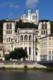 St-Jean Cathedral,& Notre Dame, Basilica  Lyon, France
