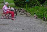 Residents of Mud Lake