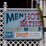 Ablution Sign
