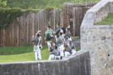 Re-enactment of The Battle of Fort Erie