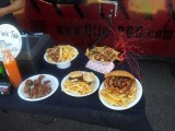 Food Assortment from QUpBBQ