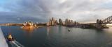 Passing the Sydney Opera House