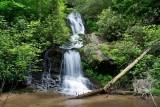 Auger Fork Falls 1