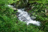waterfall on Road Prong 4