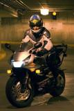 La moto de Janick