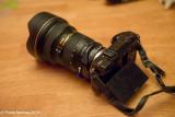 Nikon AF-S Zoom Nikkor 14-24mm f/2.8G ED AF on Sony NEX 7 with Speed Booster adapter