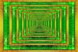 The Green Behind the Door