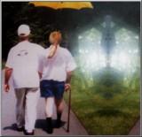 Bob and Dad 1998 Longwood Gardens Delaware 2