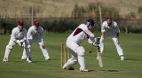 Alkborough vs Haxey cricket match 9.8.14