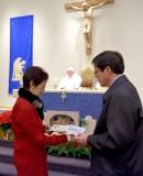 Wedding Anniversary Celebration on Holy Family Sunday @ CMCC
