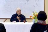 Archbishop Emeritus Joseph Ti (狄剛主教) at CMCC