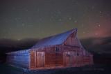 Stars over the Barn