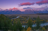 The Snake River Overlook