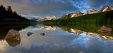 Silver Lake June Panorama.