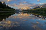 Silver Lake in Utah's Wasatch Range.
