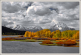 Cloudy at Oxbow