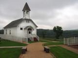 Historic Church - Sauk City, Wisconsin