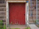 Short Door - Sauk City, Wisconsin
