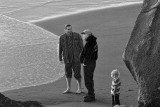 Sunset at the beach - All Ages - Brookings, Oregon