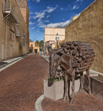 Burro Gateway toBurro Alley - Santa Fe, Arizona