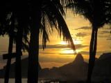 RIO DE JANEIRO /  BRASIL     AN  DER  COPACABANA  01.JANUAR 2015