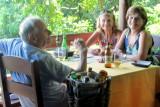 Sigi, Regina, Ana Lucia no Restaurant Bira   IMG_1864.JPG